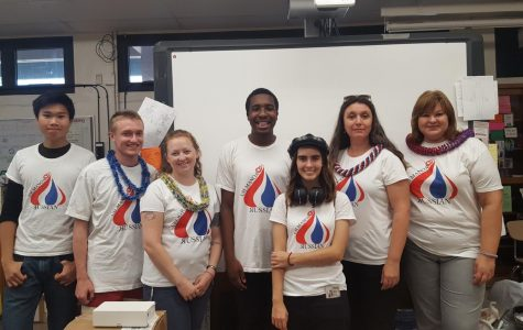 Russia Comes to Campbell