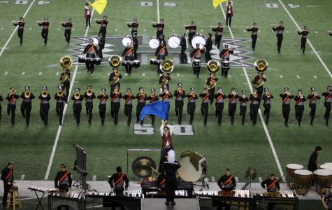 Last Marching Band Competition of the Year